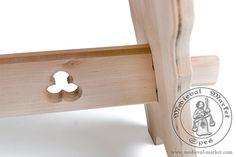 tripod under table medieval market tripod under table wood pinterest tisch wikinger und. Black Bedroom Furniture Sets. Home Design Ideas