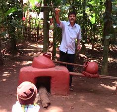 How Cashew Fenny is made in Goa :)