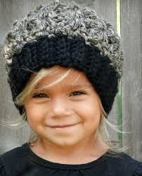 chunky crochet baby hat - Google Search