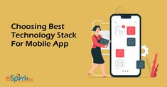 Picking the right Technology Stack for Mobile Application is an important decision and should be well-researched and thought-of. Go through all the factors like cost, the time required, technical features of the stack, and technical capabilities of the team before making this decision. Software Development Kit, Objective C, Progressive Web Apps, React Native, Android Developer, User Experience, Mobile Application, User Interface, Factors