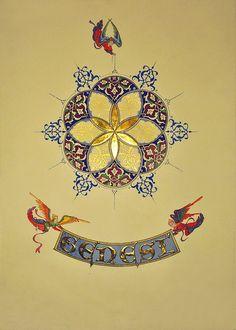 """Pagina iniziale del manoscritto """"La Genesi"""". Manoscritto in produzione. Ivano Ziggiotti"""