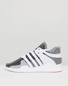 online store 6ff33 4e275 adidas Originals EQT Support Advance PK Sneakers In White BA7496 at asos.com