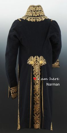 Historical Costume, Historical Clothing, Military Looks, Royal Clothing, Ethnic Outfits, Embroidered Clothes, Mens Fashion, Fashion Outfits, Clothes Horse