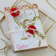 Signature Christmas Stamp Set: Papertrey Ink Clear Stamps Dies Paper Ink Kits Ribbon
