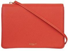 Womens Shoulder Bags | Capulet Tilly Shoulder Bag - Sunset Red | @ KJ Beckett - Perfect Gift!