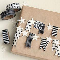 My Pink Plum!   DIY   Wnętrza   Design   Ślub i wesele   Lifestyle: 7 pomysłów na zapakowanie prezentów.