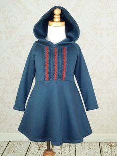PDF sewing pattern Girls Dress Stretch by MyChildhoodTreasures, $6.95