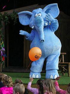 Splash the Elephant - Belgium #mascot #costume #character #belgium