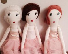 Resultado de imagen para manualidades muñecas de tela en caja dormitorio