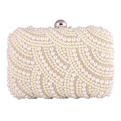 Handbags Pearls Waves Wedding/Special Ocassion/Evening Clutches – EUR € 22.99
