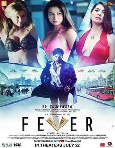 Gemma Atkinson, Caterina Murino, Gauhar Khan, and Rajeev Khandelwal in Fever Latest Hindi Movies, Hindi Movies Online, Watch Free Movies Online, Latest Bollywood Songs, Movies Box, Watch Movies, Imdb Movies, Full Movies Download, Movie Downloads
