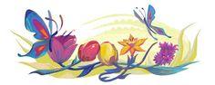 Doodleando, Los Logos de Google: Noruz comienza el Año nuevo Persa