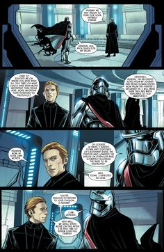 Journey to Star Wars: The Last Jedi - Captain Phasma (2017) : Chapter 4 - Page 20