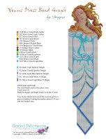 Venus Dress Bead Graph : Beading Patterns and kits by Dragon!, The art of beading.