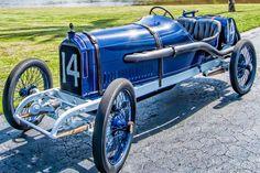 The Revs Institute   1913 Peugeot