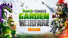 Plants vs Zombies Garden Warfare: Trailer, Review and Release Date ~ GamerZ-Source