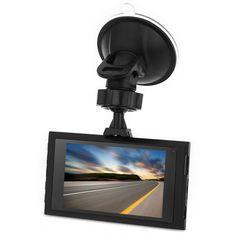 A8 Car DVR Camera Recorder 1080P Full HD Dashcam Wide Angle with G-Sensor IR Night Vision Loop Cycle Recording Dash Cam Original