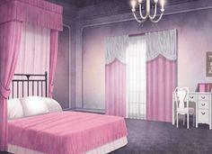 Room, Background, Anime Background, Anime Scenery, Visual Novel Scenery, Visual Novel Background