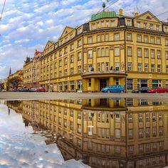 Olomouc, Czech Republic - I love this photo.