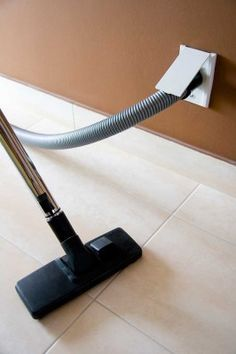 When you're lugging your boring old vacuum around the house for #SpringCleaning, think about these benefits of a #CentralVacuum
