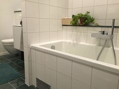 Our new bathroom #bathroom #marble #greenmarble #starck