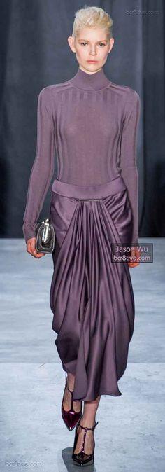 Violet! Designer Fashion Trends Jason Wu