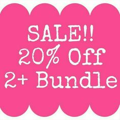 SALE  Now offering 20% off when you bundle 2 or more items Jewelry Necklaces