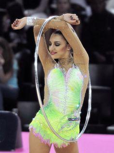Evgenia Kanaeva  #rhythmic #gymnastics