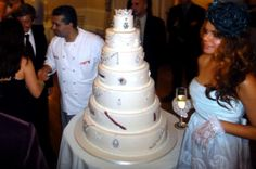 """Cake Boss star Buddy Valastro paired up with New York City socialite Devorah Rose to create one special confection. In honor of her event, """"Devorah's Diamond Gala,"""" she and Valastro dreamed up an extravagant cake that was garnished with diamonds, rubies, and emeralds — all set in gorgeous jewelry pieces. Price tag? $30 million."""