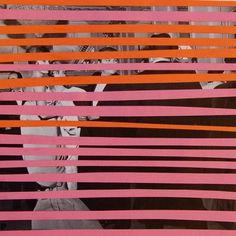 Virginia Echeverria collages
