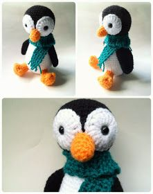 Pingüino Amigurumi ~ Patrón Gratis en Español . Link directo PDF : https://cb4fcf87-a-62cb3a1a-s-sites.googlegroups.com/site/amigurumies/patrones/pinguino.pdf?attachauth=ANoY7cqHTEYqef6KYYO2wQib14uNtZ1SzobcMhvNivDcuCamAWzHhZUdvAgOJlxSBracf5FJ4lf_CfYJZY2XkDWxpz49Myl9Fy2lHmVFkgcLrzFT5FsX1YEgzpEA9Baug3TECNPZOgJu7Pssc3SEcbe_4j8ptmWCtzAn5FMpBlRMn4TAKX6aeKMKm18VKndReKMIYWS4JpvDjCV8864SQ9m7uRYdsn-Js2sraJsE17SYuIo5NdvifpI%3D&attredirects=0