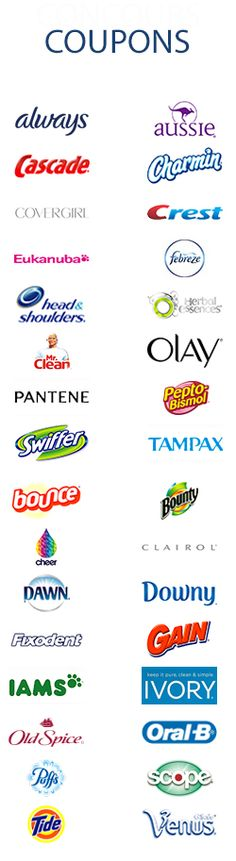 Hygiene, Old Spice, Olay, Coupons, Portal, Other, Projects, Coupon