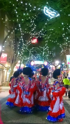 Carnaval de Tenerife. Canarias