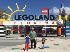 Everything is awesome at LEGOLAND Florida!  Click or visit FabEveryday.com for itinerary, reviews, recommendations, roadside attractions, and good eats for a Southern U.S. family road trip through Texas, Louisiana, Mississippi, Alabama, Florida, Georgia, Tennessee, and Arkansas.