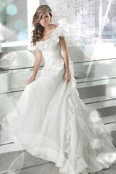 http://www.weddinginspirasi.com/2011/03/17/alessandro-couture-wedding-dresses-2011/ : couture #bridal gowns 2011 #weddingdress #wedding #weddings