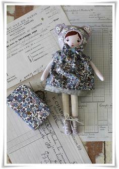 Doll kit by C'est dimanche