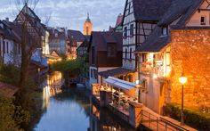 22 Postcard-Perfect European Villages Straight Out of a Fairytale - Colmar, France from InStyle.com