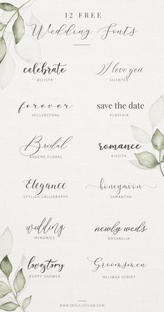 Free Wedding Fonts Posted by Skyla Design Fonts - Design - Free wedding fonts Posted by Skyla Design Fonts Free wedding fonts Posted by Skyla Design Fonts Fre - Wedding Invitation Fonts, Wedding Fonts Free, Wedding Calligraphy Fonts, Invitation Cards, Wedding Script Font, Calligraphy Wedding Invitations, Romantic Wedding Invitations, Free Wedding Templates, Cricut Wedding Invitations