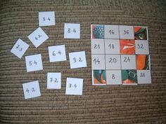 Játékos tanulás és kreativitás: Műveletek gyakorlása puzzle segítségével