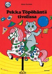 Pekka Töpöhäntä tivolissa
