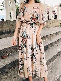 Подборка фантастических платьев с цветочным принтом. Женственные образы для яркого лета. – В РИТМІ ЖИТТЯ