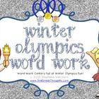 This unit includes over four center activities to celebrate the 2014 Winter Olympics in Russia!