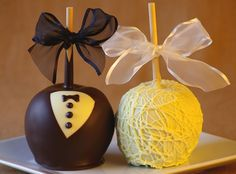 Personalized Chocolate Favors, Chocolate Wedding Favors, Candy for Events - Amy Peterson Chocolates
