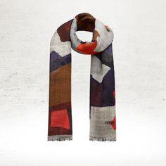 Fendi Fall/Winter 2014-15 Textile Collection