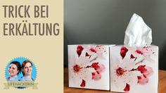 Kleenex-Hack   Taschentuch-Trick bei Erkältung
