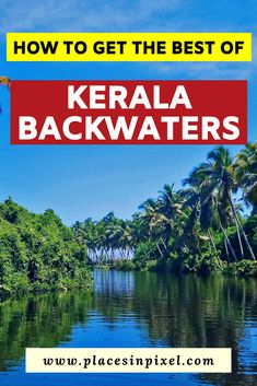 Check out this complete guide to Kerala Backwaters. This will help you plan your trip to the beautiful backwaters of Kerala (India), and make the most out of your time! Kerala Travel, India Travel Guide, Munnar, Kochi, Weather In India, Kerala Backwaters, Visit India, Kerala India, Group Tours