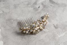 Linden Hair Comb