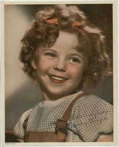 Little Darling, Shirley Temple