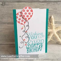 Balloon Adventures Stamp Set by Stampin' Up!