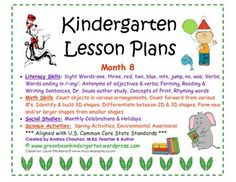 Fundations Kindergarten Lesson Plans Unit  Week  Nd Edition